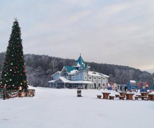резиденция-Урал-Мороза