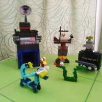 Станция роботов-помощников